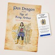 Pen Dragon AR Book