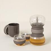 Hourglass Tea Ritual Set