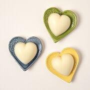 Handmade Heart-Shaped Balm With Dish