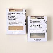 Whiskey Soaps - Set Of 2