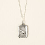Engravable Baby Love Necklace