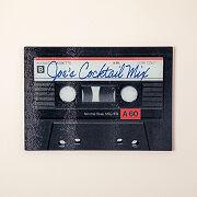 Personalized Mixtape Cutting Board