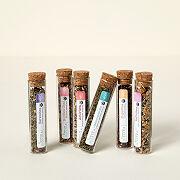 Herbal Tea Test Tube Sampler