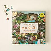 The World Of Jane Austen Puzzle