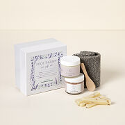 Foot Therapy Spa Gift Set