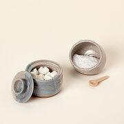Sweet Sugar & Savory Salt Cellars