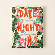 Date Night In: An Activity Journal For Couples