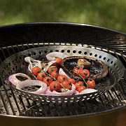 Grill Skillet With Detachable Handle