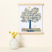 Make Your Own Family Tree Art