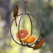 Birdie Orb Fruit Feeder