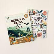National Parks Road Trip Learning Set