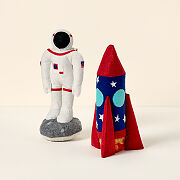 Space Exploration Bookend