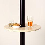 Basement Pole Bar Table
