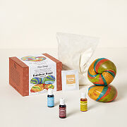 Make Your Own Rainbow Bagel Kit