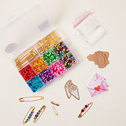 DIY Friendship Pins Gift Set
