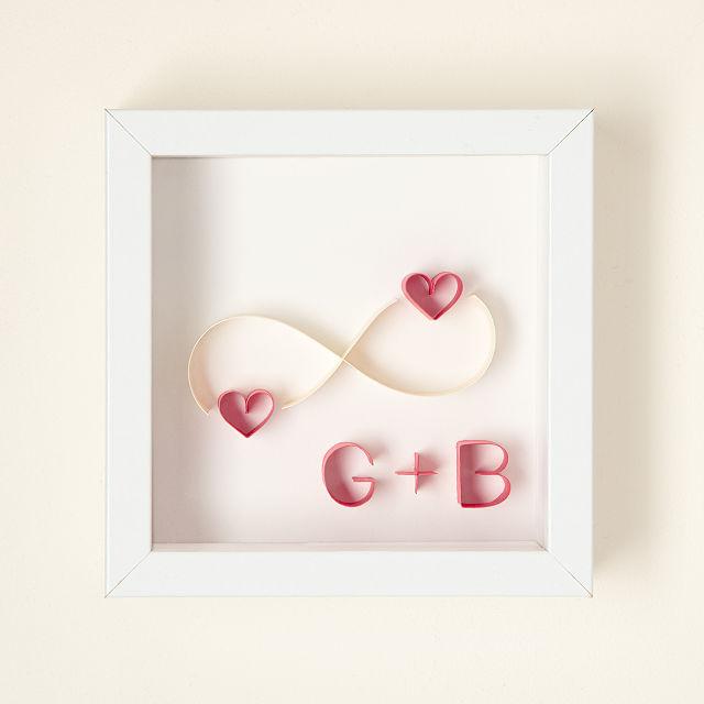 无尽的爱–个性化3D艺术