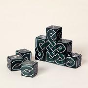 Celtic Knot Dice