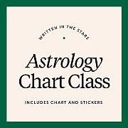 Written In The Stars: Birth Chart Class