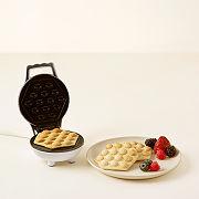 Mini Bubble Waffle Maker