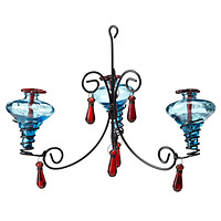 Chandelier Hummingbird Feeder