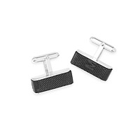 Madison Square Garden Puck Cufflinks