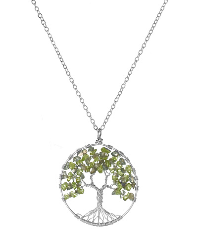 TREE OF LIFE NECKLACE - RENEWAL