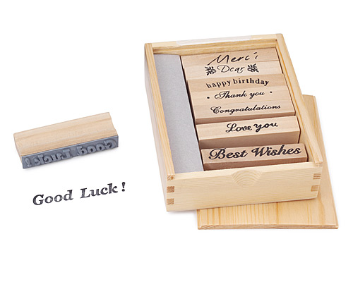 MESSAGE STAMP KIT