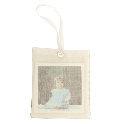 PHOTO POCKET ORNAMENT