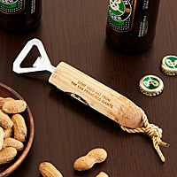 Baseball Bat Bottle Openers
