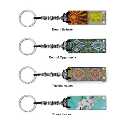 FORTUNE KEEPER KEY CHAIN
