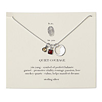 QUIET COURAGE NECKLACE