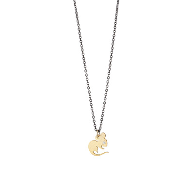 CHINESE ZODIAC DIAMOND NECKLACES