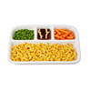 Stoneware TV Dinner Trays