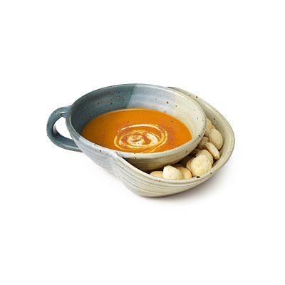 Soup and Crackers Bowl | UncommonGoods