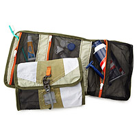 Upcycled Tent Dopp Kit
