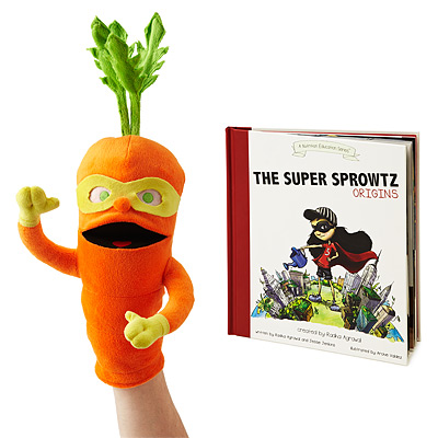 SUPER SPROWTZ - CARROT