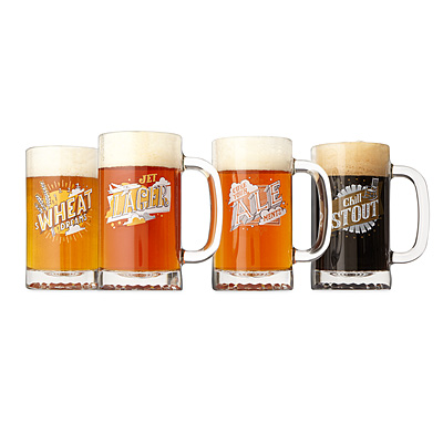 FAVORITE BEER STEINS