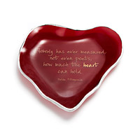 Heart Can Hold Mini Dish