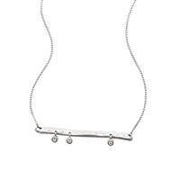 Milestone Bar Necklace