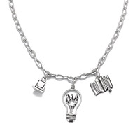 The Innovator Charm Necklace