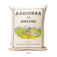 Personalized Storybook Pillow - Amazing