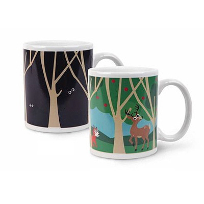 WOODLAND SUNRISE MUG
