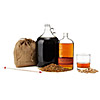 Southern Bourbon Stout Beer Brewing Kit