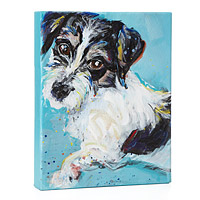 Custom Painterly Pet Portraits