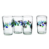 Gemstone Glasses - Set of 4