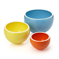 Nesting Wobble Bowls - Set of 3