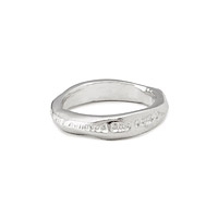 She Believed She Could Sterling Silver Ring