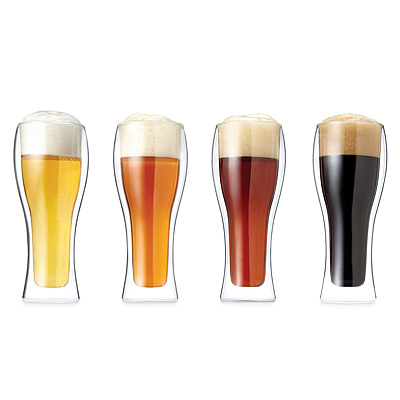 ILLUSION PILSNERS - SET OF 4