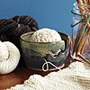 Make Waves Yarn Bowl