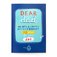 Dear Dad Arts and Crafts Book